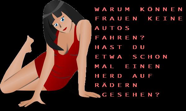 Frauenwitze