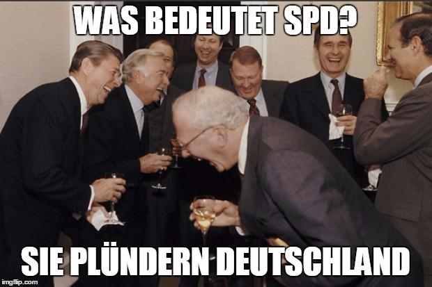 SPD Witze=
